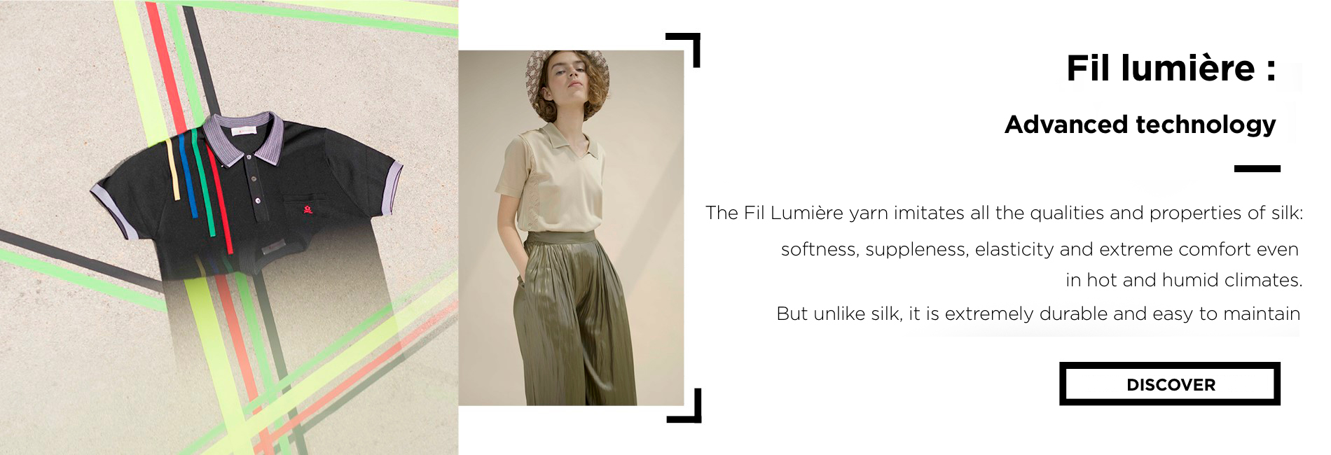 fil lumiere nouvelle collection