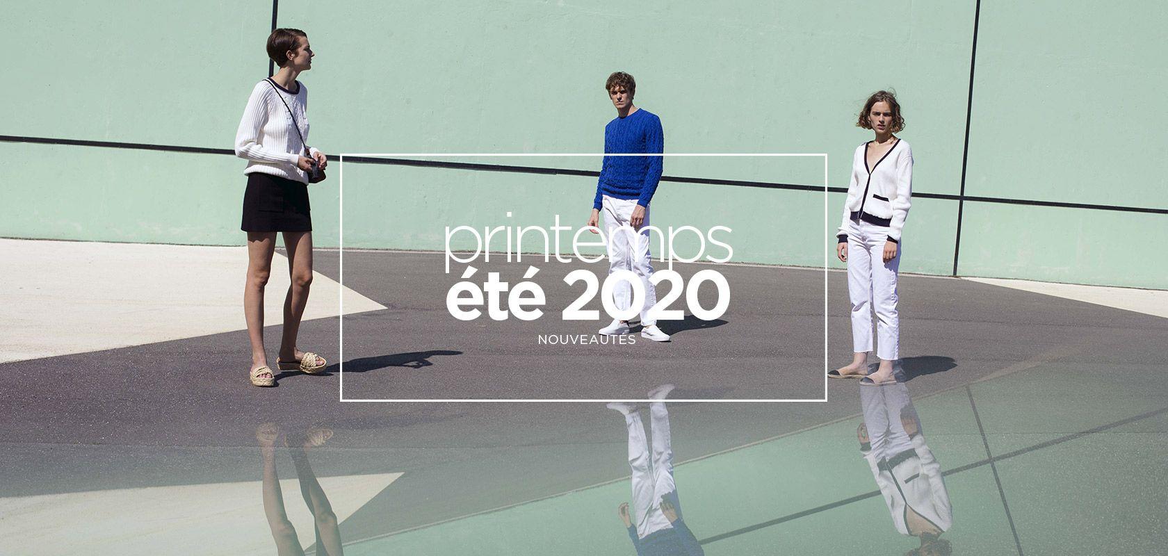nouvelle collection printemps 2020